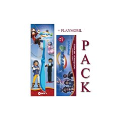 KIN SUPER4 PLAYMOBIL DENTÍFRICO INFANTIL 75ML