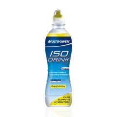 MULTIPOWER ISO DRINK SABOR POMELO-LIMA 500 ML